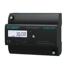 供应爱博精电AcuRev 1300导轨安装式三相电能表,液晶显示,清晰易读