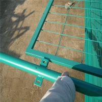 围墙栅栏 南阳护栏厂家 高档围墙铁丝网