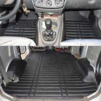 厂家批发五菱宏光宏光s7座5座专车专用全包围汽车脚垫后备箱垫