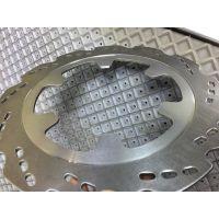中创Z50-1刹车盘配件 汽车自行车刹车盘配件激光切割件专用去毛刺 倒圆角机
