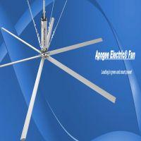 量大优惠强力大型工业风扇_广泛应展览馆_永磁高效节能吊扇安装批发