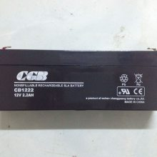 长光蓄电池CB12650/12V65AH武汉长光蓄电池