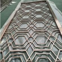 上海不锈钢隔断酒店装饰原装现货