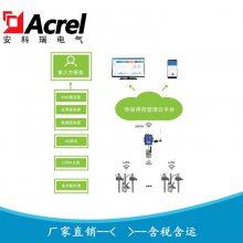 环保设施分表计电系统 工业企业分表计电平台