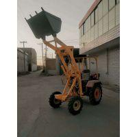 小型小铲车牧场专用装载机 农业小型抓木机