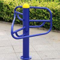 户外健身器材一套多少钱 冀跃供应三位压腿器 JY-460 小区广场公园运动路径户外老人压腿架