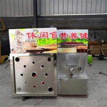 供应玉米食品膨化机 大米膨化机食品机小型致富机械