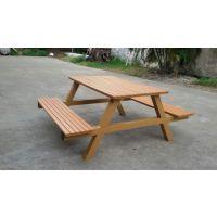 防腐木碳化/户外家具/户外桌椅套件/酒吧咖啡桌椅组合复古