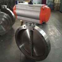 上海真空阀门蝶阀电动蝶阀GID-500 厂家直销GIQ气动hl