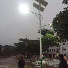 6米12V50WLED名族特色太阳能风光互补路灯