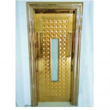 专业生产定制压花板 双开门 子母门 对开门 卫生间门ktv皮革软包门隔音防火