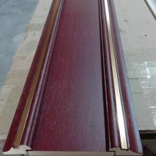 实木线条..新中式实木背景墙线条厂供