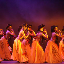 通州专业企业酒会舞蹈表演服务