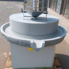 乾宇 煎饼果子电动石磨 研磨豆浆米浆电动石磨 坚固耐磨石磨机