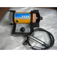 多功能调速微型台式砂轮机台磨机