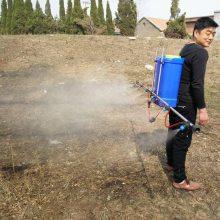 包邮精品支架型电动喷雾器 小型背负式打药机 蓄电池小麦蔬菜打药机