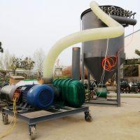 低压粉料气力输送机 粉煤灰装罐车负压输送机 大型气力输送机