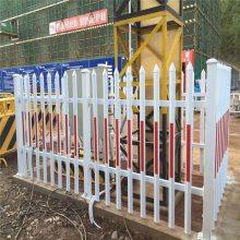 变压器PVC围栏 公园草坪围栏 PVC塑钢围栏