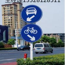 道路交通标志牌厂家 八角杆无缝杆件专业生产 江苏斯美尔光电科技有限公司