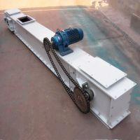 中国可弯曲刮板机 移动式板链刮板输送机