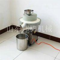 邦腾柳州全自动绿豆面粉石磨机 电动大型面粉石磨干净美观