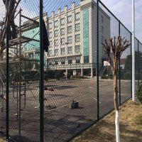 篮球场防护网 排球场防护网 体育场地围网