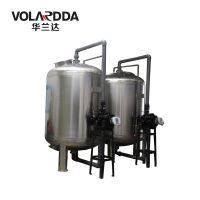 HLDRH-30非标定制各种水处理机械过滤器 污水后端除浊除铁猛压力式过滤罐