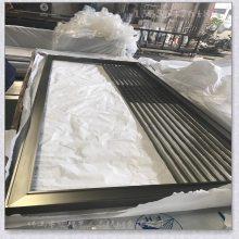 佛山不锈钢花格工艺礼品激光加工厂家 可来样来图来料订制