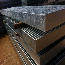 镀锌水沟盖板 排水网格栅 镀锌盖板