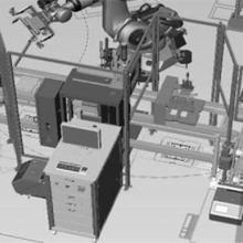 Chroma/致茂台湾 870022电池模组自动测试系统