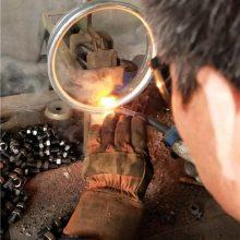 鄂尔多斯钢管坡口保护器-汉洋制造-40寸钢管坡口保护器