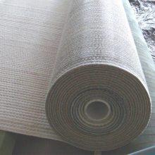 人工湖覆膜天然钠基膨润土防水毯