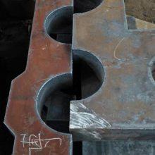 优质碳钢铁板10#-65#板材现货零料切割CAD图纸切割下料