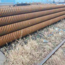 打井钢管滤水管/273*7井壁管(工程 实管)