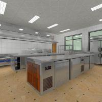 山西太原饭店厨房设计,选择东方尚品厨房设备公司