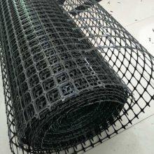 四川双向玻纤土工格栅双向拉伸塑料土工格栅厂家铺路塑料网