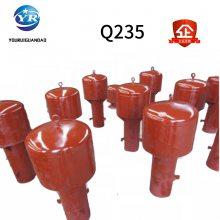 友瑞牌罩型通气管Z-200 镀锌罩型通气帽 02s403罩型通气帽厂家