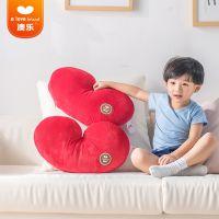 澳乐厂家直销儿童抱枕 靠垫午睡枕椅子护腰背垫宝宝毛绒玩具