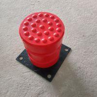 缓冲效果好 JHQ-C-11 聚氨脂缓冲器 直径160*160 起重机碰头