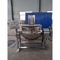 供应康瑞达全自动可倾燃气式夹层锅,搅拌锅