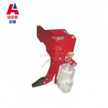 上海防风铁楔厂家供应 龙门吊铁楔止轮器 手动液压