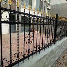 铸铁护栏 铁艺护栏 小区/别墅铁艺围墙