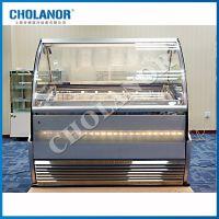 上海CHOLANOR专业定制冰淇淋展示柜全国联保