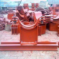 沧州汇鹏 管夹横担焊接横担管卡横担 厂家生产