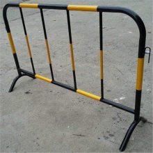 道路施工隔离栏 电力施工警示栏 铁马护栏