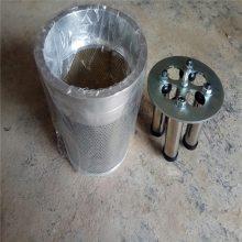 磁性过滤器 GLQ60*100液压油过滤器正安厂家价格
