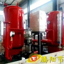 蒸汽回收机使冷凝水受到充分回收利用提高了锅炉给水温度相应提高锅炉效率,