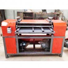 鑫鹏散热器拆分机汽车水箱拆解分离生产线 厂家销售