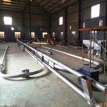 碳钢管链提升机加厚药粉输送机ljxy