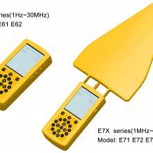 E6X和E7X系列电磁场强度谱分析